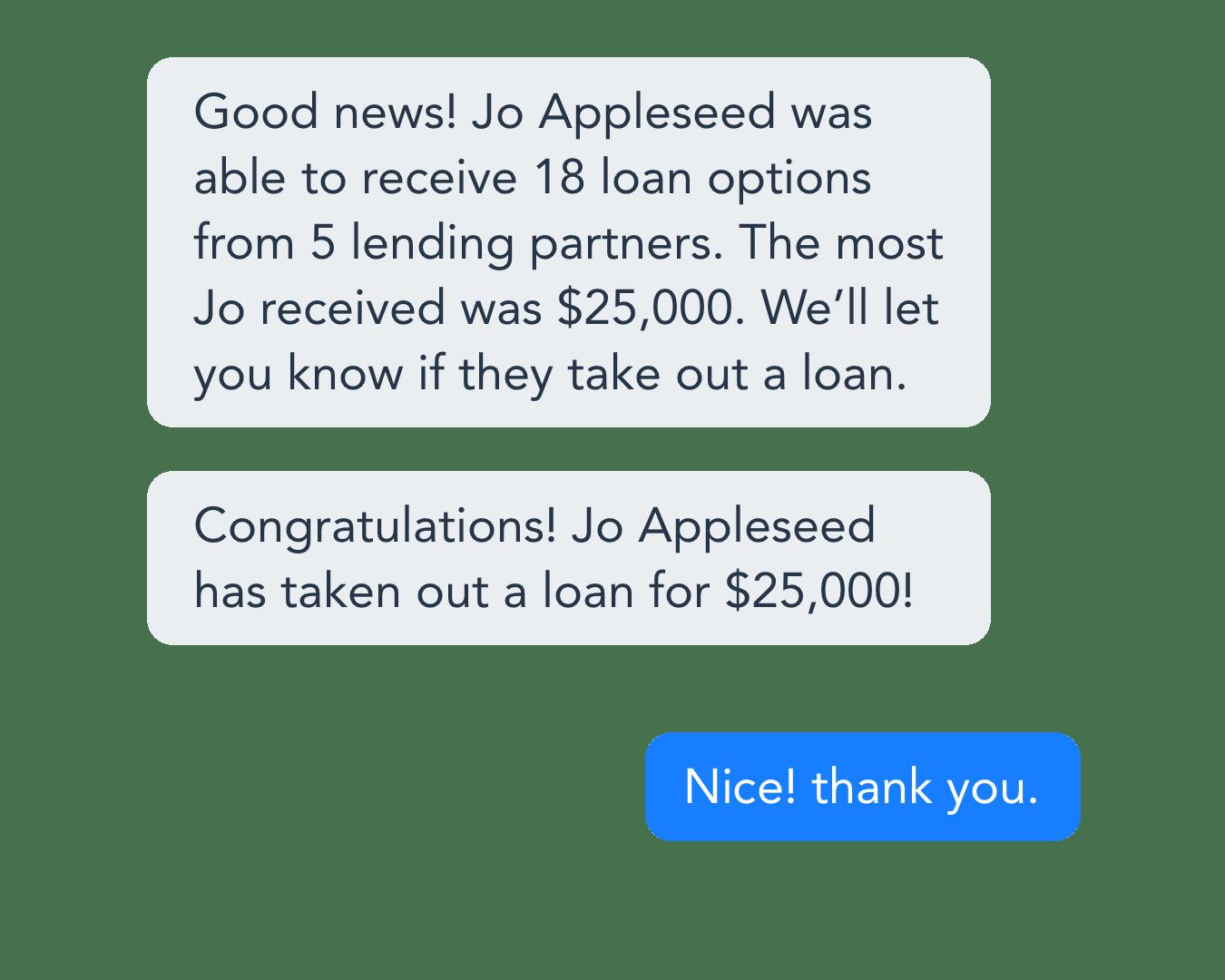 text-updates